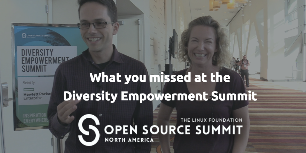 The Diversity Empowerment Summit in 5 minutes